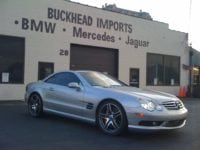 Mercedes repair and maintenance
