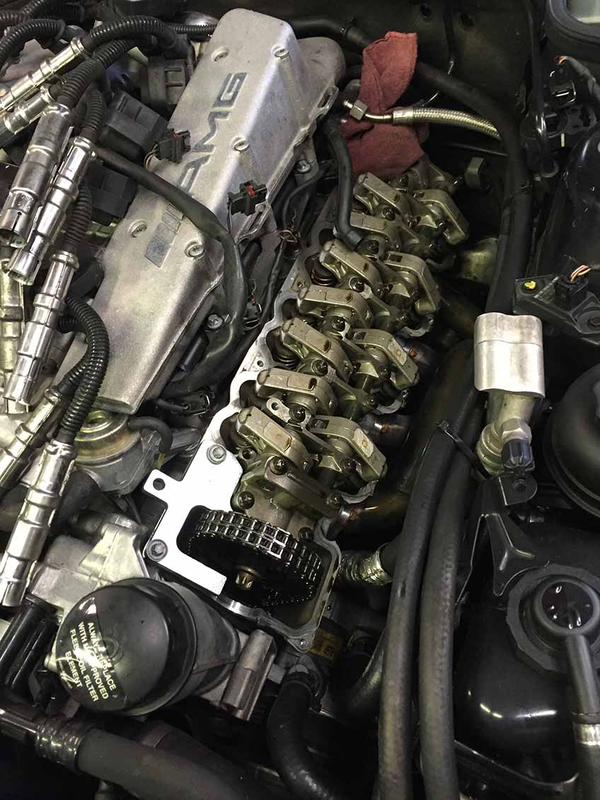 Mercedes repair and maintenance